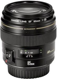 Canon EF 85/1.8 USM (Article no. 90058132) - Picture #1