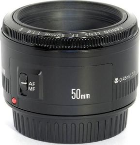 Canon EF 50/1.8 II (Article no. 90058140) - Picture #3