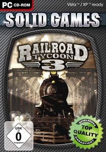 Railroad Tycoon 3 Solid Games, Deutsche Version (Article no. 90069741) - Picture #1