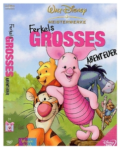 Ferkels big Abenteuer DVD Video, German (Article no. 90079801) - Picture #1