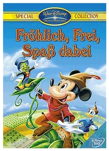 Fröhlich, Frei, Spass dabei SE DVD Video, German (Article no. 90079802) - Picture #1