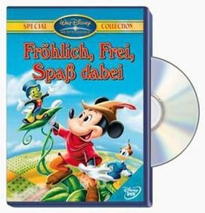 Fröhlich, Frei, Spass dabei SE DVD Video, German (Article no. 90079802) - Picture #2