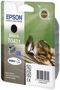 Epson T0431 Tinte Schwarz (Art.-Nr. 90088384) - Bild #1