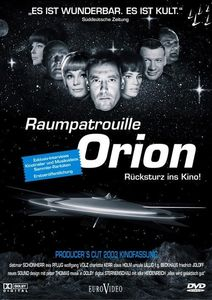Raumpatrouille Orion - Rücksturz (Art.-Nr. 90091159) - Bild #1