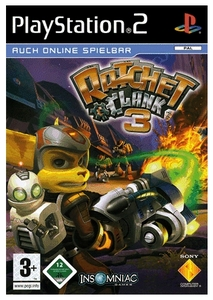 Ratchet & Clank 3 Platinum (item no. 90109422) - Picture #1