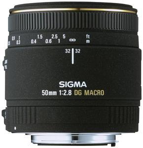 Sigma 50/2.8 EX DG Makro M/AF (Article no. 90116212) - Picture #1