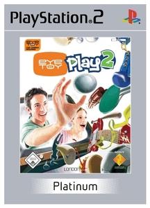 EyeToy Play 2 (nur Software) Platinum, Sony PS2, Deutsche Version (Article no. 90119700) - Picture #1