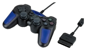 Hama PlayStation2 Grip Controller (Article no. 90129438) - Picture #2