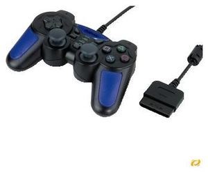 Hama PlayStation2 Grip Controller (Article no. 90129438) - Picture #1