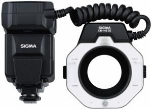 Sigma EM 140 DG EO-ETTL Ringblitz (Article no. 90131547) - Picture #1