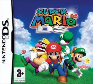 Super Mario 64 DS (Article no. 90133654) - Picture #1