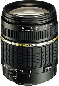 Tamron 18-200/3.5-6.3 XR Di II LD P/AF (Article no. 90138283) - Picture #1