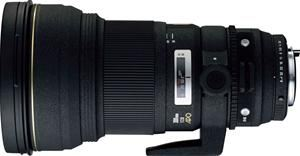 Sigma 300/2.8 EX DG APO HSM S/AF (Article no. 90144235) - Picture #1