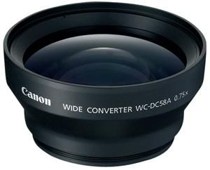 Canon WC-DC58A Weitwinkelkonverter (Article no. 90145232) - Picture #1