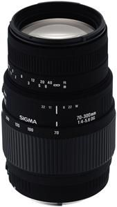 Sigma 70-300/4.0-5.6 DG Makro C/AF (Art.-Nr. 90147226) - Bild #1