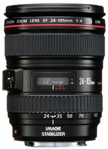 Canon EF 24-105/4L IS USM (Article no. 90154780) - Picture #2