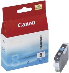 Canon CLI-8C Tinte Cyan , (Article no. 90157516) - Picture #1
