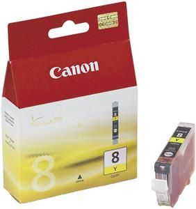 Canon CLI-8Y Tinte Gelb , (Article no. 90157518) - Picture #1