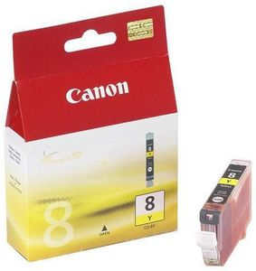 Canon CLI-8Y Tinte Gelb (item no. 90157518) - Picture #2