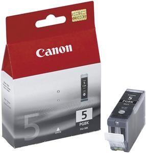 Canon PGI-5BK Tinte Schwarz (Article no. 90157521) - Picture #1