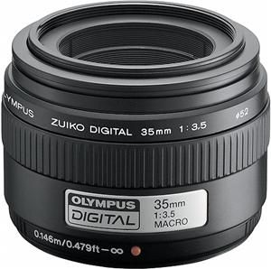 Olympus Zuiko D 35/3.5 Makro FT (item no. 90158810) - Picture #1