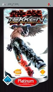 Tekken: Dark Resurrection Platinum Sony PSP, Deutsche Version (Article no. 90172728) - Picture #1