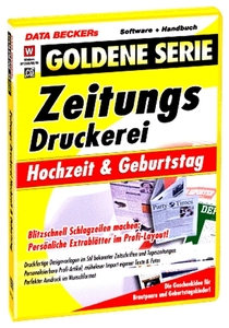 Zeitungsdruckerein for Hochzeiten & Geburtstage (Article no. 90181521) - Picture #1
