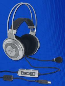 Teac HP-7D Headset USB 5.1 Kopfhörer with Mikrofon (Article no. 90182129) - Picture #1