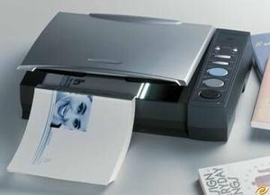 Plustek Office Center BookReader BAT Buch-Lese-Scanner mit Flachbettscanner- (Article no. 90184352) - Picture #1