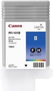 Canon PFI-101B Tinte Blau (Article no. 90190714) - Picture #1