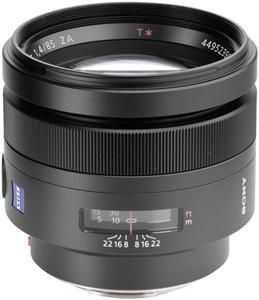 Sony 85/1.4 ZA SAL-85F14Z (Article no. 90191858) - Picture #1