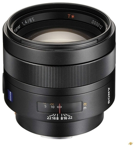 Sony 85/1.4 ZA SAL-85F14Z (Article no. 90191858) - Picture #2