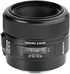 Sony 50/2.8 Makro SAL-50M28 (Article no. 90191859) - Picture #1