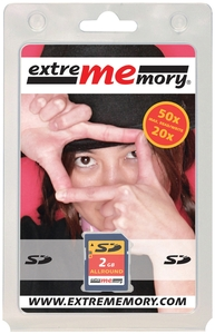 extrememory SD Karte 2GB (Article no. 90195298) - Picture #3