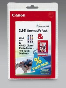 Canon CLI-8 Chromalife Pack (Article no. 90196655) - Picture #1