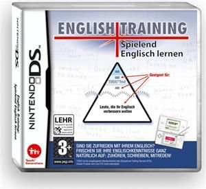 English Training Nintendo DS, Deutsche Version (Article no. 90197623) - Picture #1