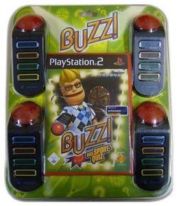 Buzz! Sport Quiz + 4 Buzzer (Article no. 90198845) - Picture #1