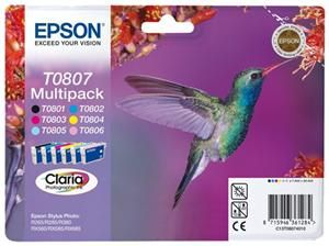Epson CLARIA Multipack (Article no. 90202896) - Picture #2