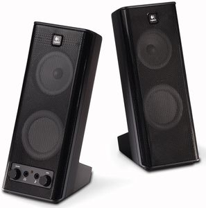 Logitech X-140 Stereo Lautsprecher (Art.-Nr. 90204765) - Bild #1