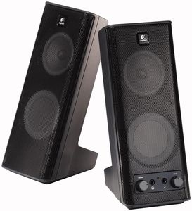 Logitech X-140 Stereo Lautsprecher (Art.-Nr. 90204765) - Bild #2