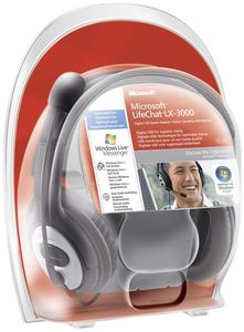 Microsoft LifeChat LX-3000 USB (Article no. 90205739) - Picture #1
