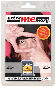 extrememory SD Karte 4GB (item no. 90207653) - Picture #3