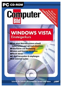 Windows Vista - Der oneteigerkurs German version (Article no. 90208218) - Picture #1