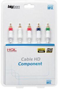 bigben Komponentenkabel HD (Article no. 90215970) - Picture #1