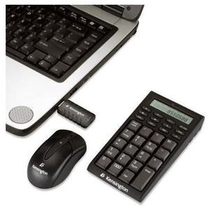Kensington Wireless Calculator with Maus (item no. 90219307) - Picture #1