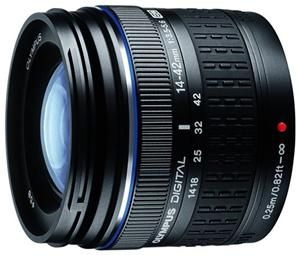 Olympus Zuiko D 14-42/3.5-5.6 EZ-1442 FT (Article no. 90222738) - Picture #1
