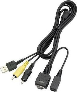 Sony VMC-MD1 Verbindungscable Kombiniertes USB-/AV-/Gleichstrom- (Article no. 90223211) - Picture #2