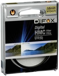 Difox HMC UV (0) digital 58 (Art.-Nr. 90223827) - Bild #1