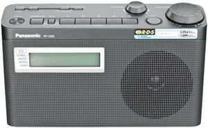 Panasonic RF-U300EG-K Tragbares Radio (Article no. 90223961) - Picture #2