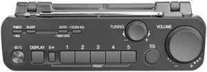 Panasonic RF-U300EG-K Tragbares Radio (Article no. 90223961) - Picture #3